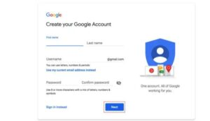 How to Create Gmail Account